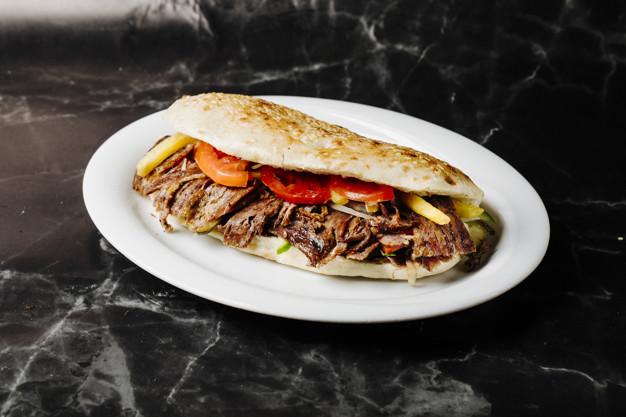 Sandwich kebabs - Autour Du Snacking